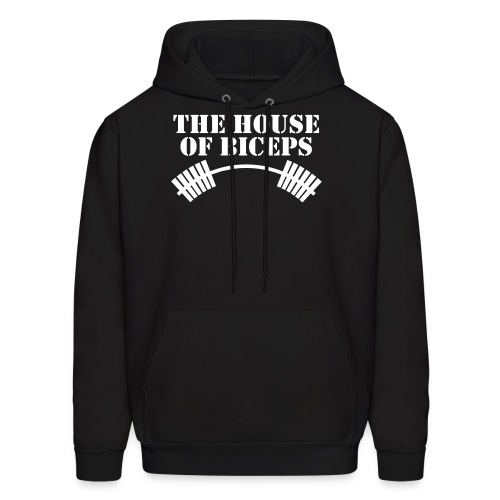 House of Biceps - Men's Hoodie - Men's Hoodie