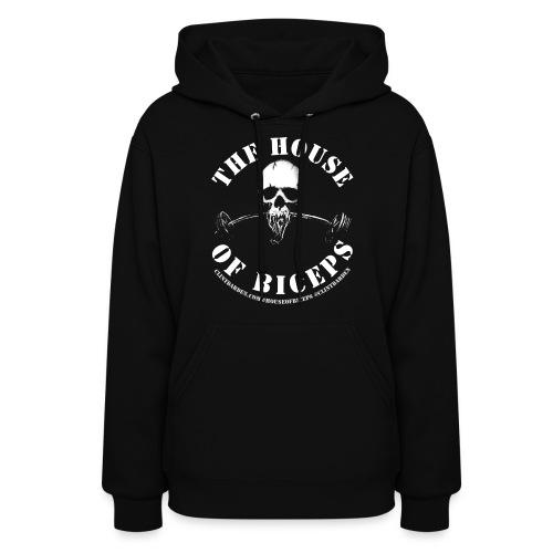 House of Biceps - Women's Hoodie - Women's Hoodie