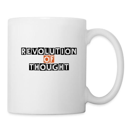 Revolution of Thought Cup - Coffee/Tea Mug