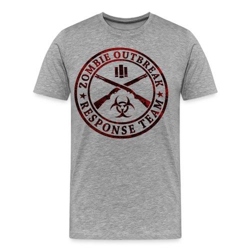 Zombie Outbreak Response Team - Men's Premium T-Shirt