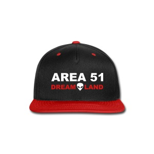 Area 51 Dreamland - Snap-back Baseball Cap