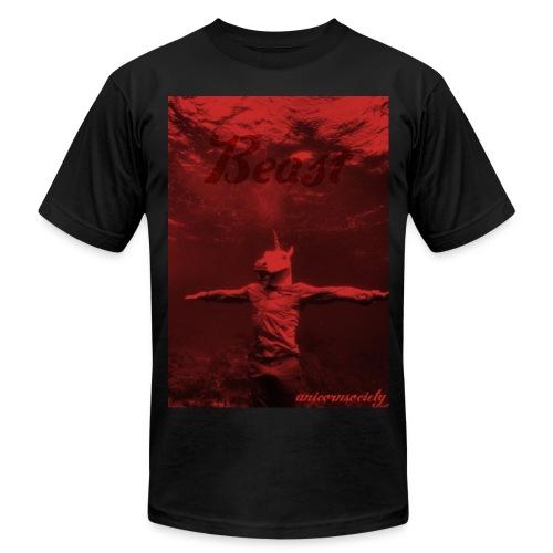 BEAST - Men's Fine Jersey T-Shirt