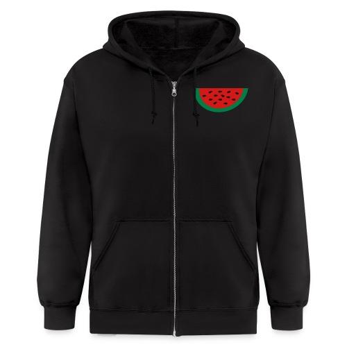 Watermelon Zip up - Men's Zip Hoodie