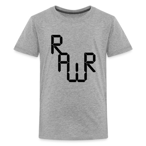 RawR LED - Kids' Premium T-Shirt