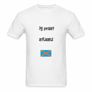 Ig praat Atlaans - Men's T-Shirt