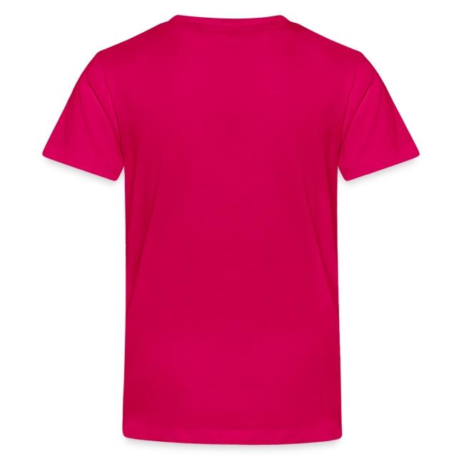 Kids retro tissu t-shirt