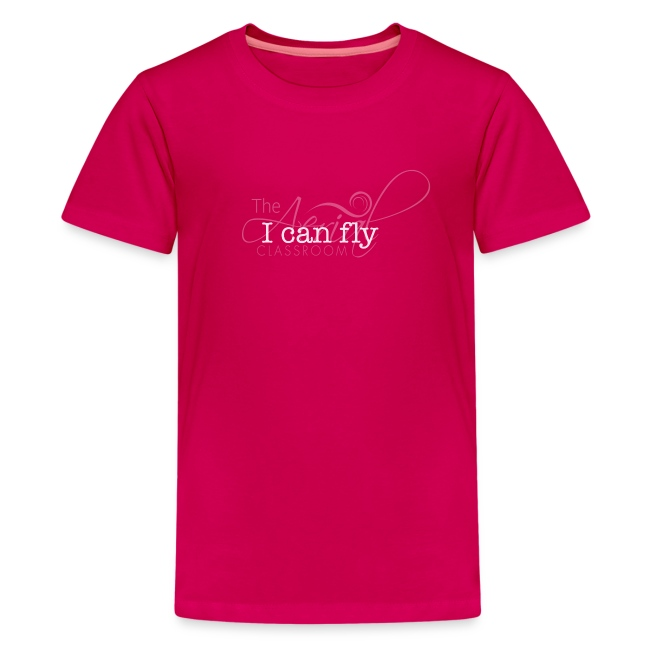 Kids I CAN FLY t-shirt