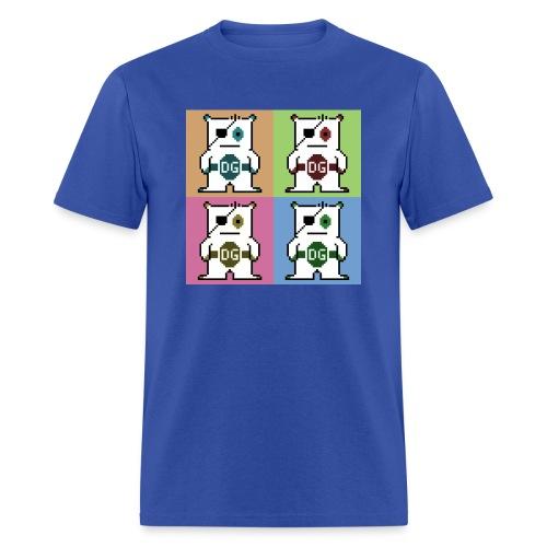 Mens Pop Art T-Shirt - Men's T-Shirt