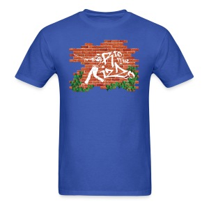 R to the Izzo - Men's T-Shirt