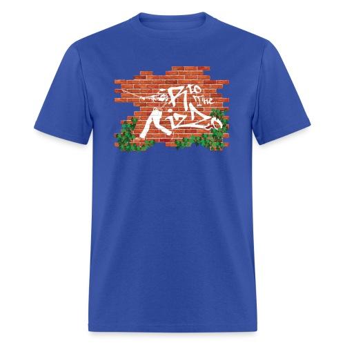 R to the Izzo - Men's T-Shirt