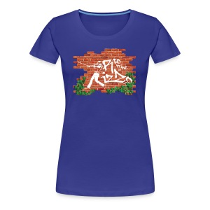 R to the Izzo - Women's Premium T-Shirt