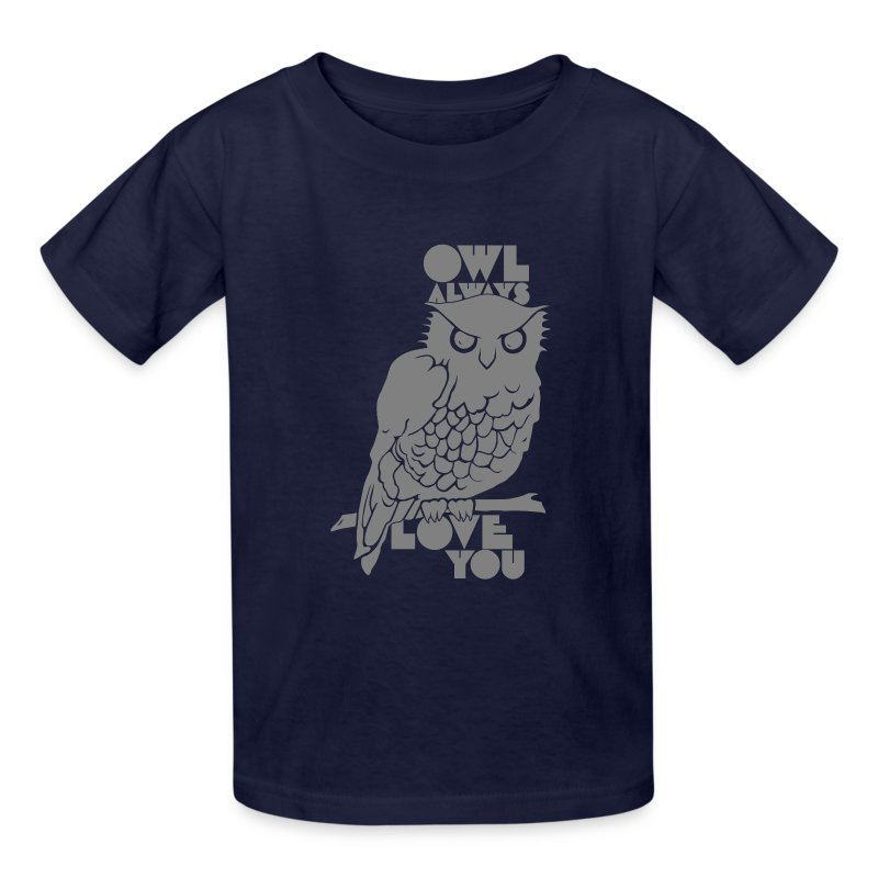 Owl Always Love You - Kids' T-Shirt