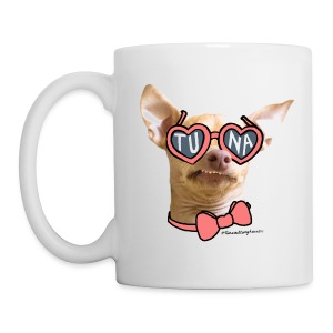 CLASSIC! Tuna Heart Shades Mug - Coffee/Tea Mug