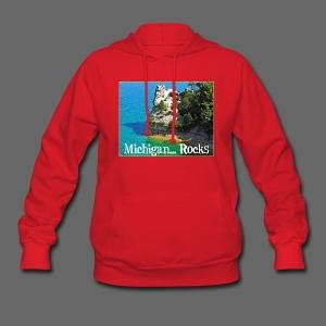 Michigan Rocks - Women's Hoodie