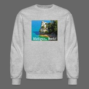 Michigan Rocks - Crewneck Sweatshirt