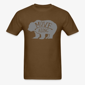 Move Along - Men's T-Shirt