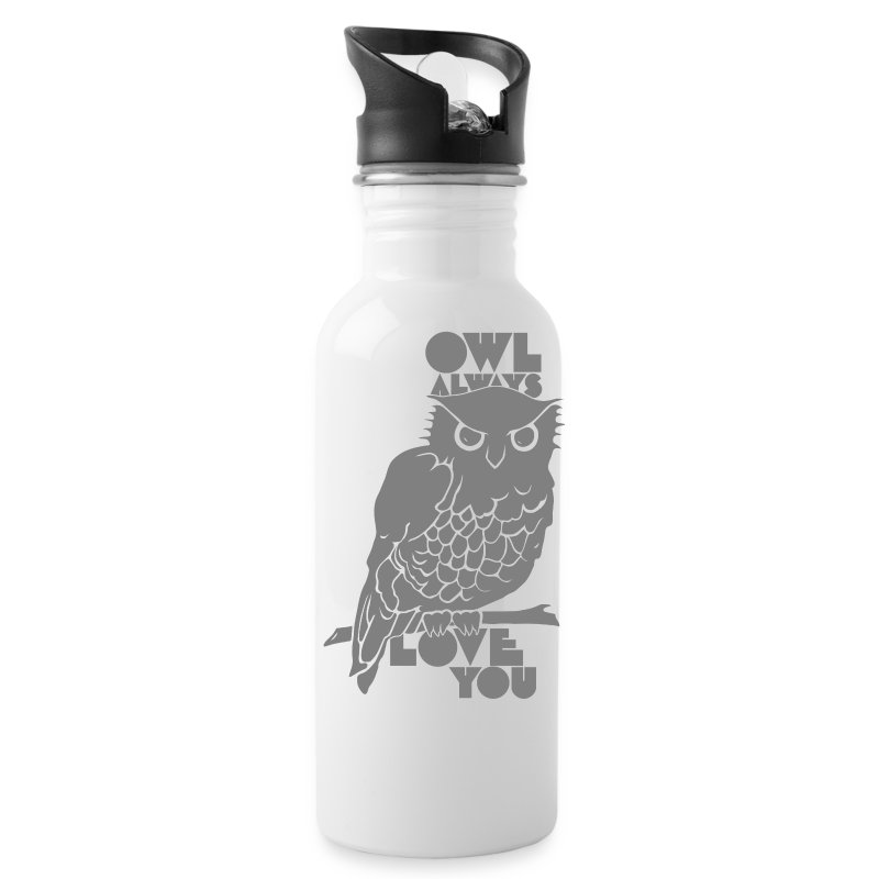 Owl Always Love You - Water Bottle