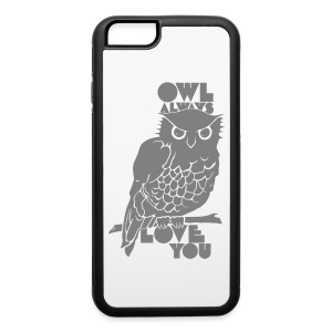 Owl Always Love You - iPhone 6/6s Rubber Case