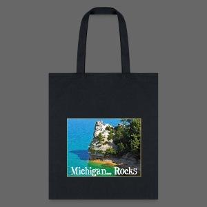 Michigan Rocks - Tote Bag