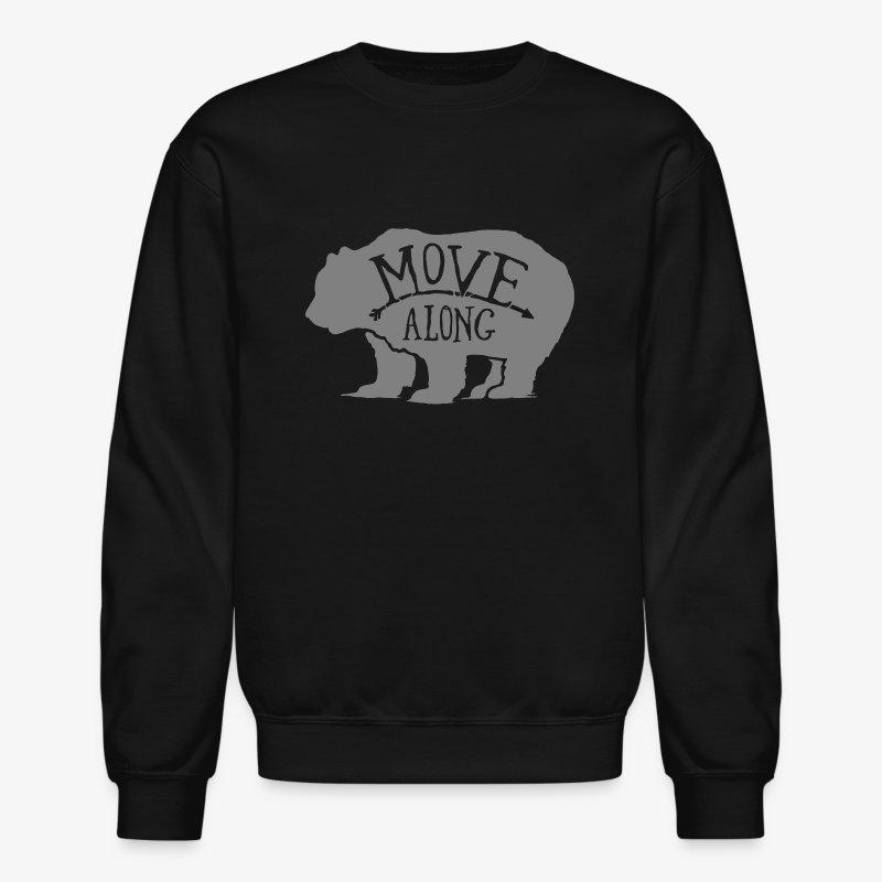 Move Along - Crewneck Sweatshirt