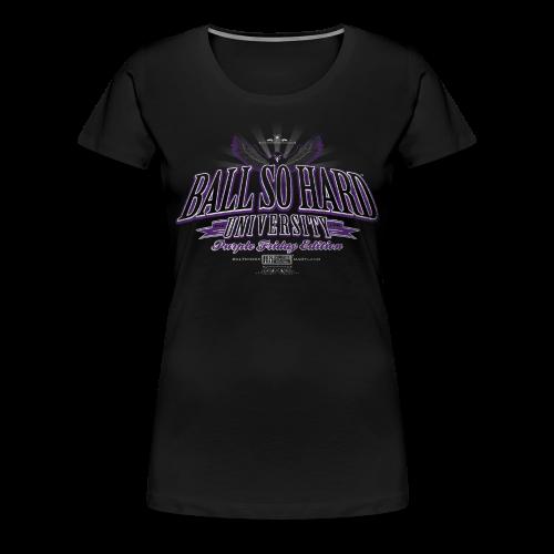 Fitted- Purple Friday - Women's Premium T-Shirt