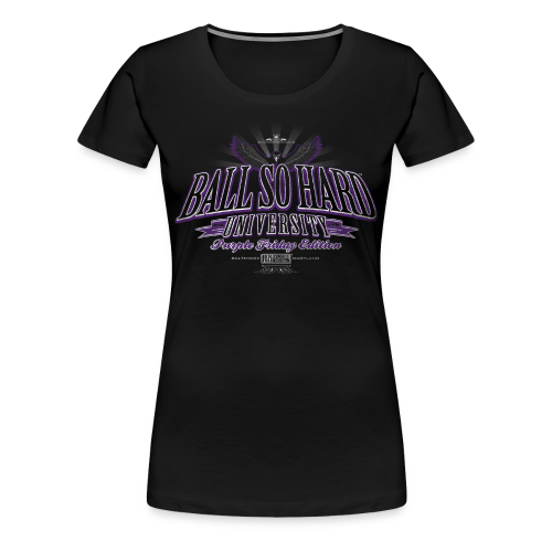 Fitted- Purple Friday - Women's Premium T-Shirt
