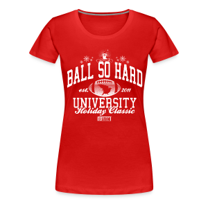 Fitted- Holiday Classic - Women's Premium T-Shirt
