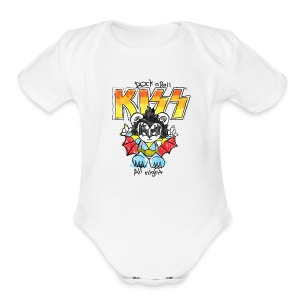 Little Demon (0-12Months) - Short Sleeve Baby Bodysuit