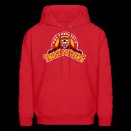 Hoodies ~ Men's Hooded Sweatshirt ~ [trustbusters]