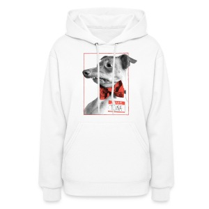 Hello. I will melt your heart hoodie - Women's Hoodie