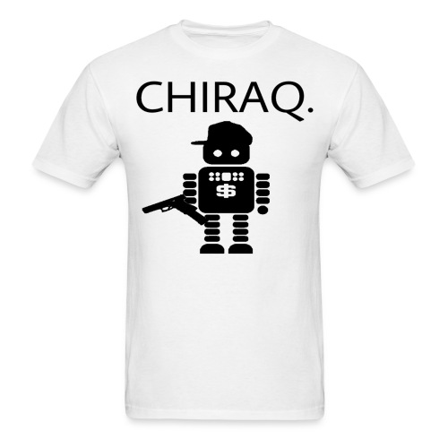 Chiraq Swagbot Tee - Men's T-Shirt
