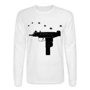 Uzi Longsleeve Tee - Men's Long Sleeve T-Shirt