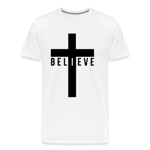 The Believe Shirt (Men) - Men's Premium T-Shirt