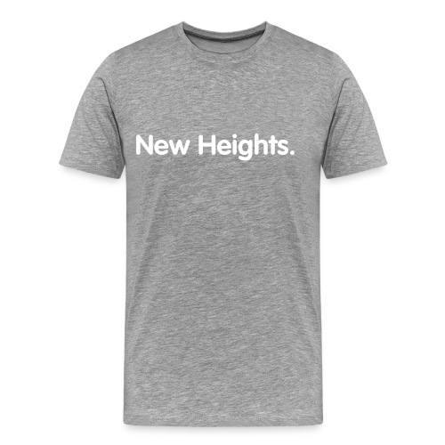 New Heights - Men's Premium T-Shirt