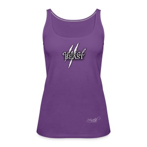 Aerial beast level 2 - Women's Premium Tank Top