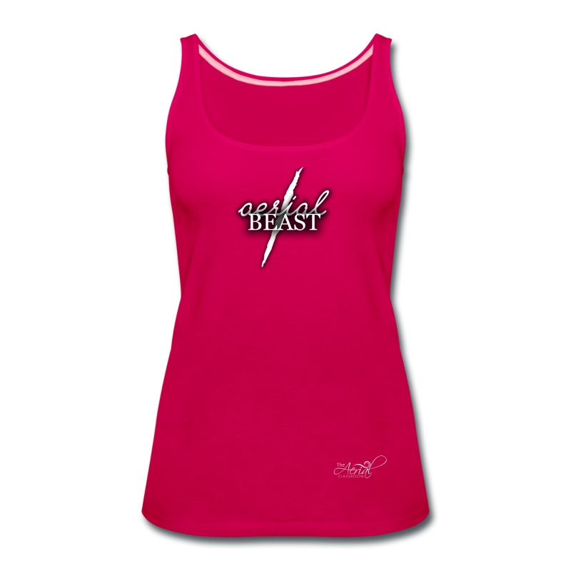 Aerial beast level 1 - Women's Premium Tank Top