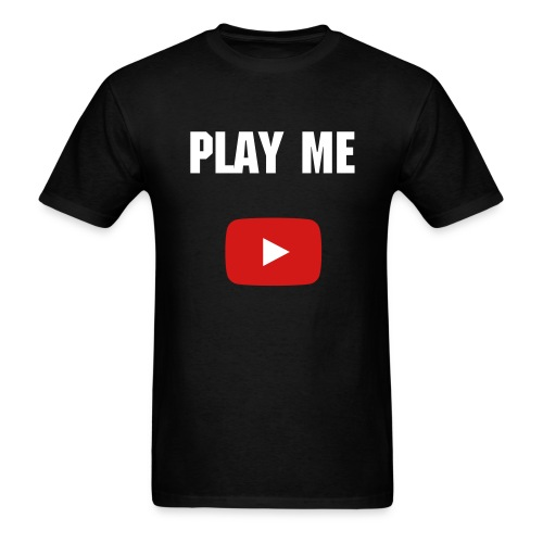 Play Me Men's T-Shirt - Men's T-Shirt