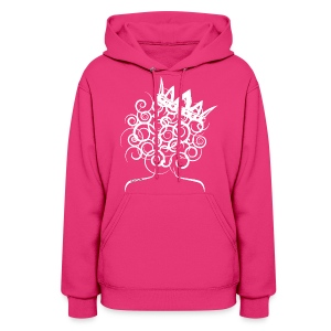 Curly Queen - Women's Hoodie