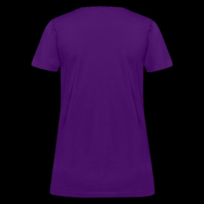 T-shirt pour femmes «Vol de Nuit»