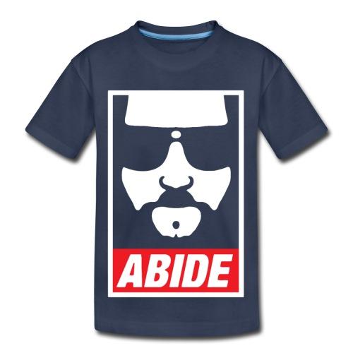 ABIDE t-shirt - Kids' Premium T-Shirt