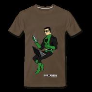 T-Shirts ~ Men's Premium T-Shirt ~ Superhero 11