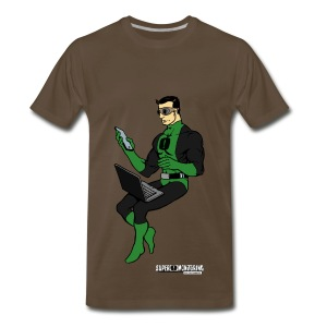 Superhero 11 - Men's Premium T-Shirt