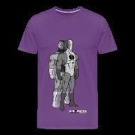 T-Shirts ~ Men's Premium T-Shirt ~ Superhero 9