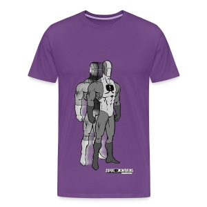 Superhero 9 - Men's Premium T-Shirt