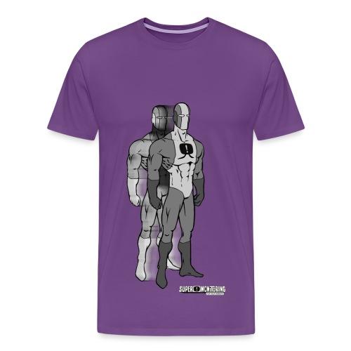 Superhero 9 - Men's Premium T-Shirt