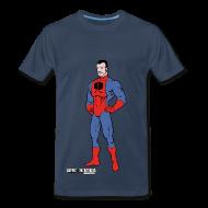 T-Shirts ~ Men's Premium T-Shirt ~ Superhero 1