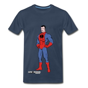 Superhero 1 - Men's Premium T-Shirt