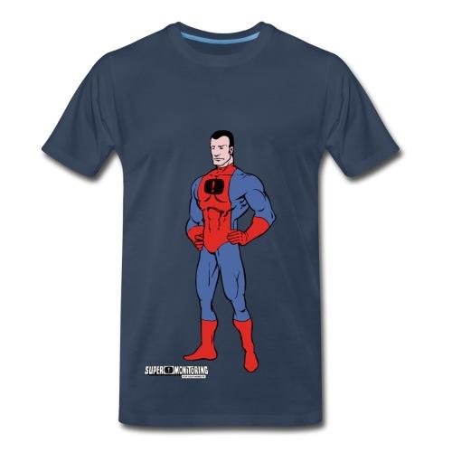 Superhero 1 - Men's Premium T-Shirt