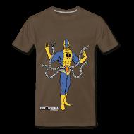 T-Shirts ~ Men's Premium T-Shirt ~ Superhero 3