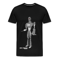 T-Shirts ~ Men's Premium T-Shirt ~ Superhero 8